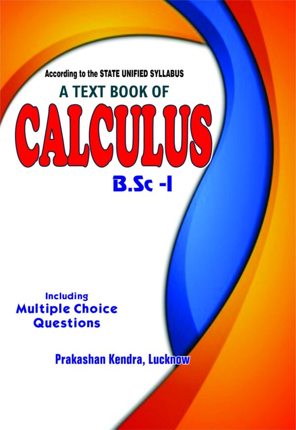 A Text Book OF Calculus